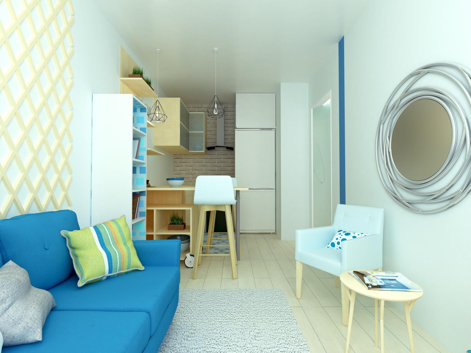 małe mieszkanie zalety i wady